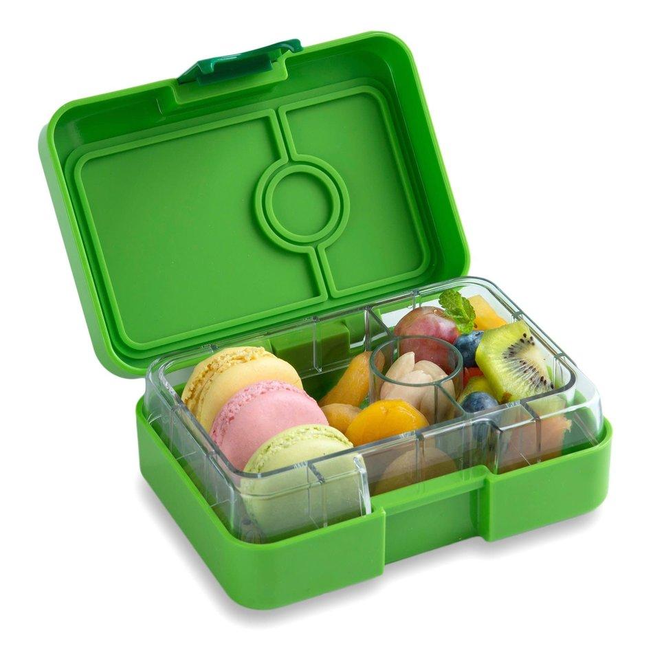 Yumbox Yumbox Mini Snack, Avocado Green