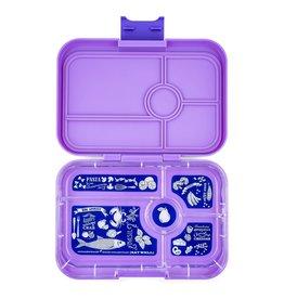 Yumbox Yumbox Tapas 5 Compartment Dreamy Purple
