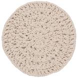 Now Designs Heirloom Knotted Trivet, Natural