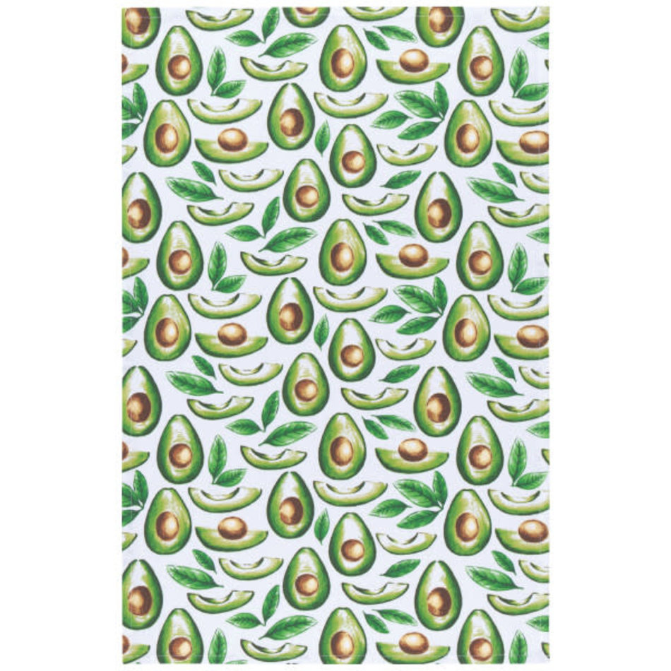 Now Designs Avocados Tea Towel
