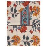"Now Designs Marigold Black Print Tablecloth, 60""x90"""