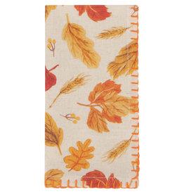 Now Designs Autumn Harvest Napkins, set of 4