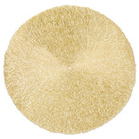 Gold Textured Placemat