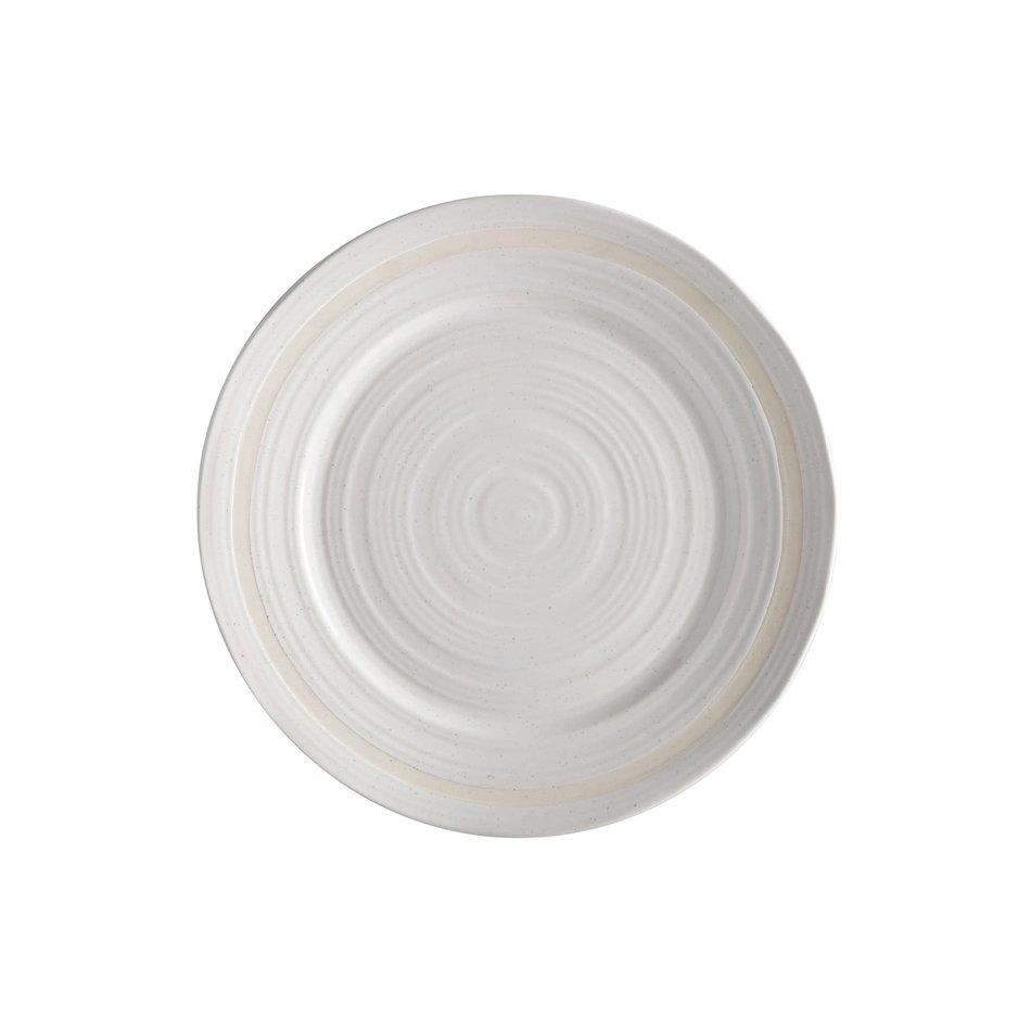 Maxwell Williams Vanilla Round Platter