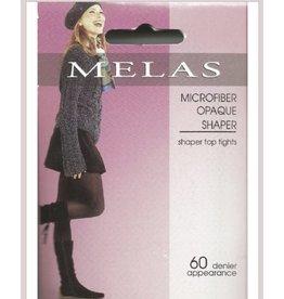 Melas Melas Women's Microfiber Opaque Shaper 60 Denier Tights Queen AT-713Q