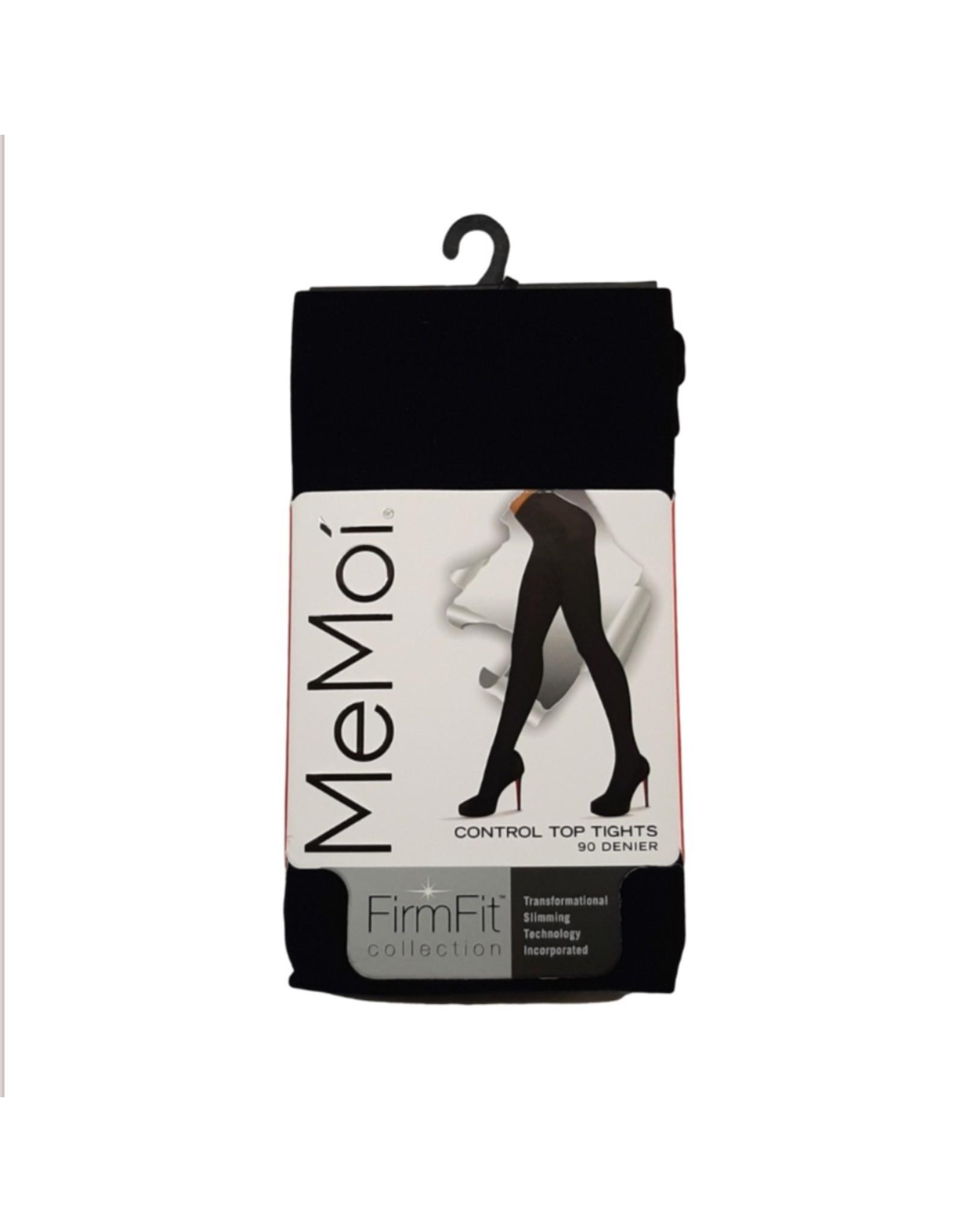 Memoi Memoi Women's FirmFit 90 Denier Shaper Tights  MO-892