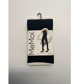 Memoi Memoi Women's Completely Opaque Control Top Footless Tights MO-343