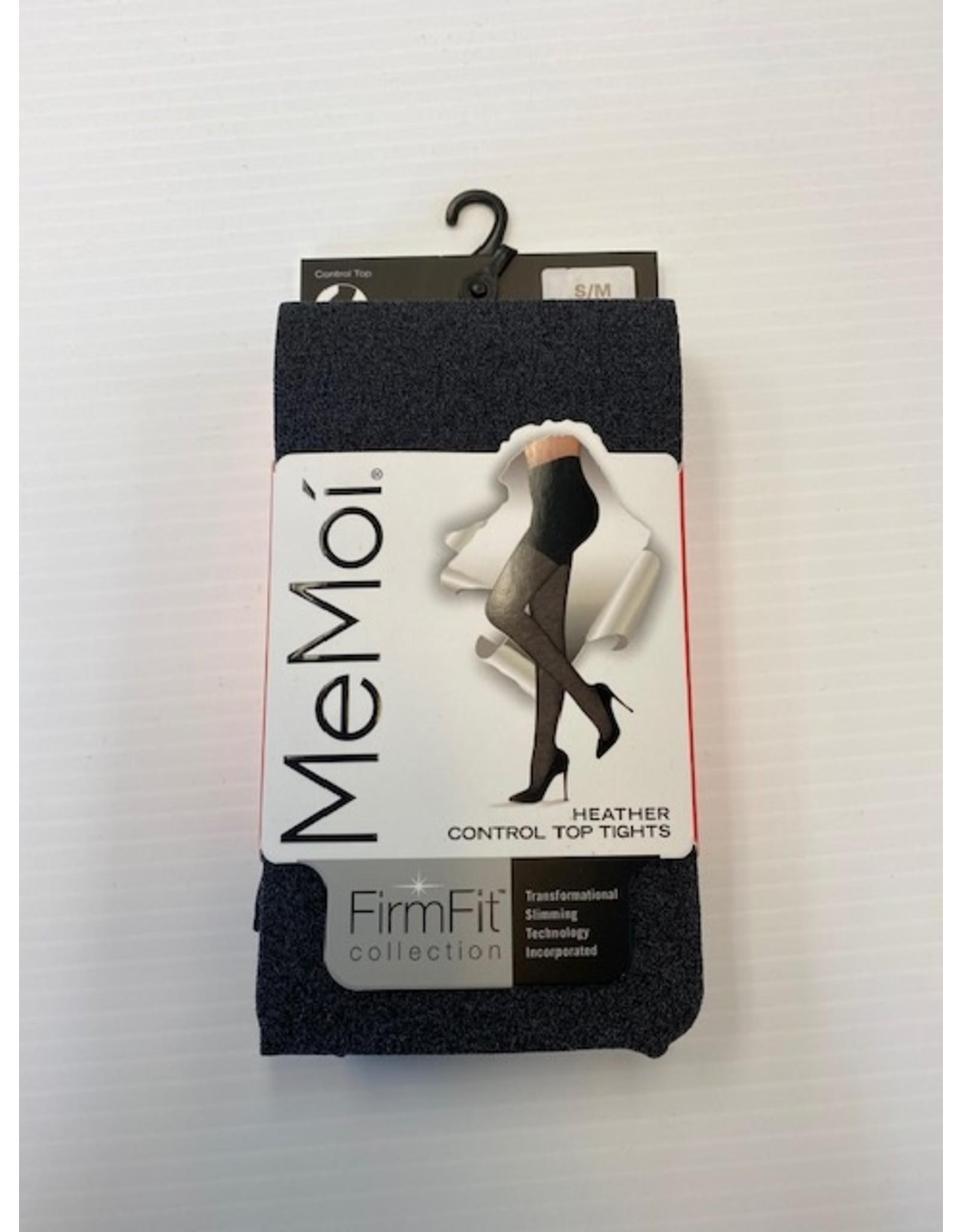 Memoi Memoi Women's FirmFit 80 Denier Heather Shaper Tights  MO-894