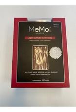 Memoi Memoi Women's Light Support 30 Denier Pantyhose 6 Pack