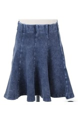 Kiki Riki Kiki Riki Women's Stone Wash Panel Skirts 41491