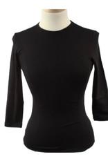 Kiki Riki Kiki Riki Women's 3/4 Length Sleeve Cotton Shell 13278