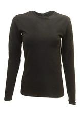 Kiki Riki Kiki Riki Women's Long Sleeve Cotton Shell 12528