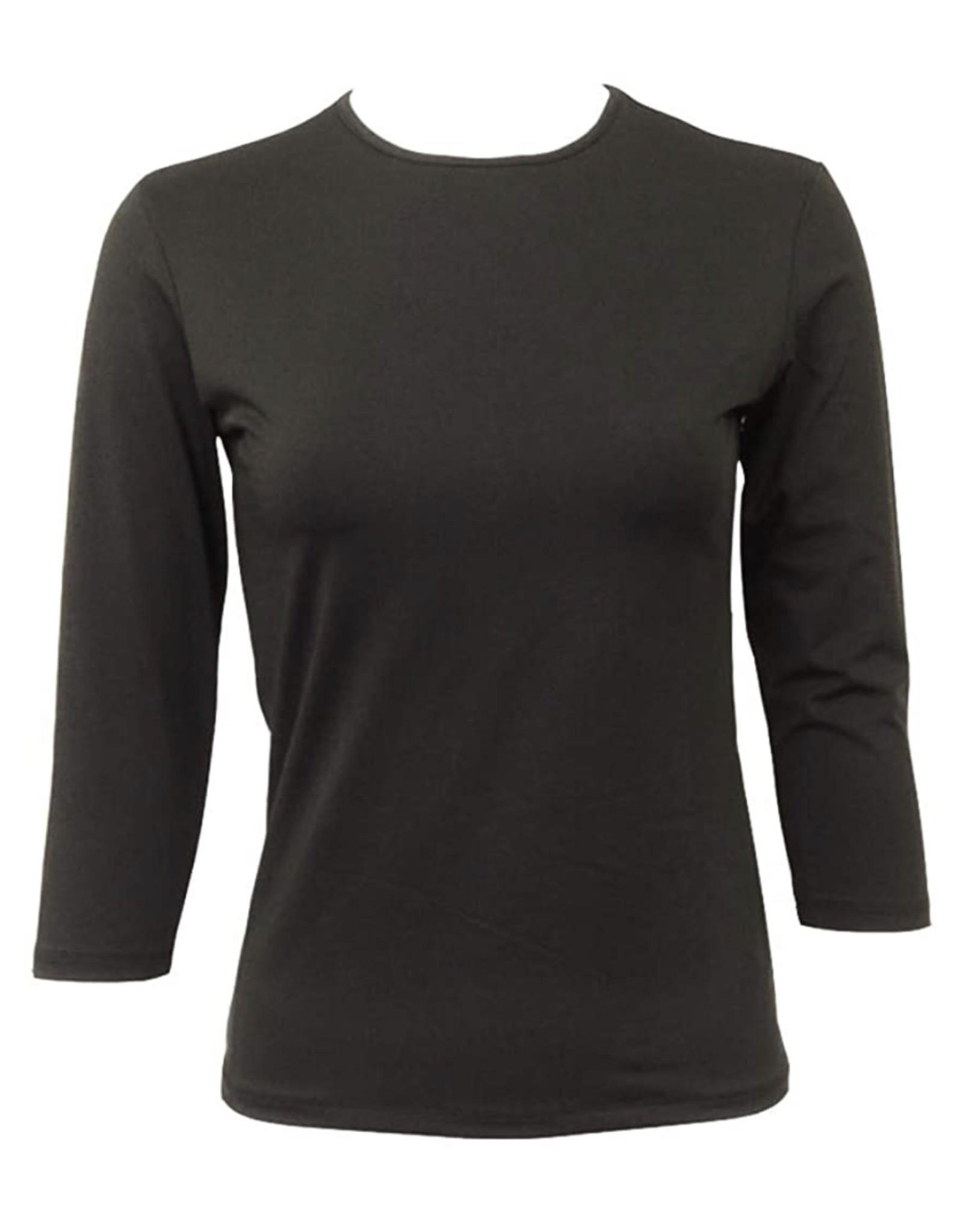 Kiki Riki Kiki Riki Women's 3/4 Length Sleeve Lycra Shell 17324