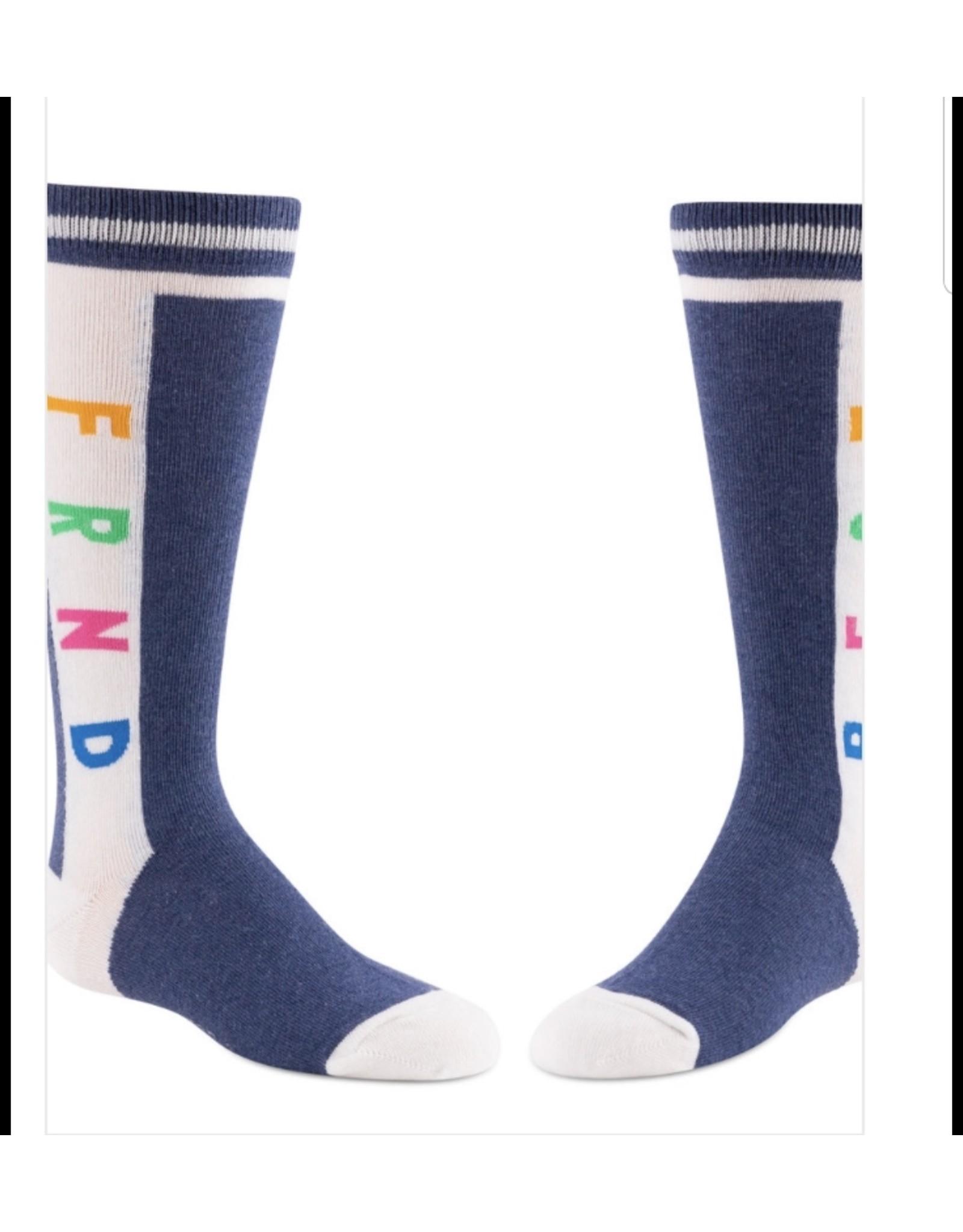 JRP JRP Girls BimBam Best Friend Knee Sock