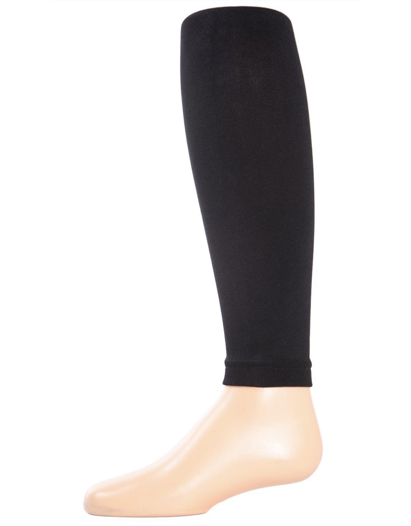 Memoi Memoi Girls Opaque Footless Tights Mk-211