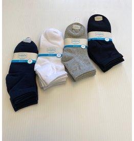 Trimfit Trimfit Mid Cut Socks 3 Pair Pack