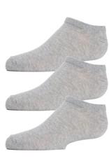 Memoi Memoi Kids Low Cut Socks 3 Pair Pack MK-555