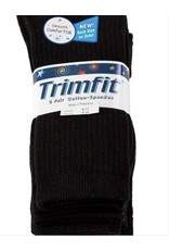 Trimfit Trimfit Boys Cotton Ribbed Crew Sock 01703