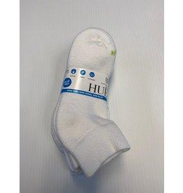 Hue Hue Women's Cotton Quarter Top Socks 6-Pack U7156