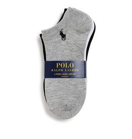 Polo Ralph Lauren  Polo Ralph Lauren Ultra Low Cut - 6 Pack 727704PK