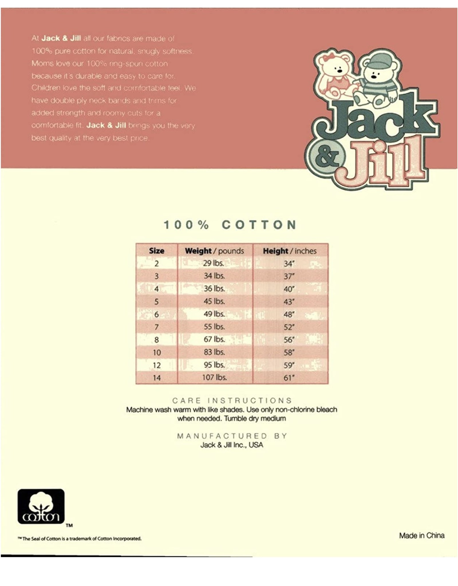 Jack & Jill Jack & Jill Girls Sleeveless Undershirt 3-Pack 901