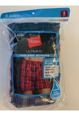 Hanes Hanes Men's Comfort Soft Tagless Woven Boxers
