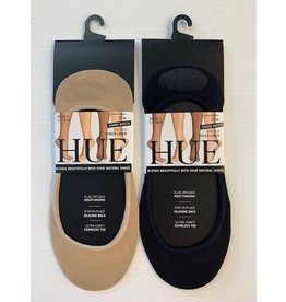 Hue Hue Women's Shade Match Liner Sheer Ped U10310