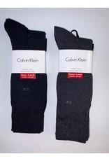 Calvin Klein Calvin Klein Men's Combed Cotton Dress Socks 4-Pack ACP191
