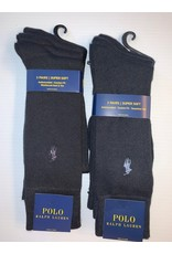 Polo Ralph Lauren  Polo Ralph Lauren Men's Super Soft Dress Socks 3-Pack 8087PK