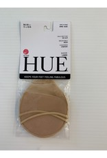 Hue Hue Women's Sheer Toe Cover U5860