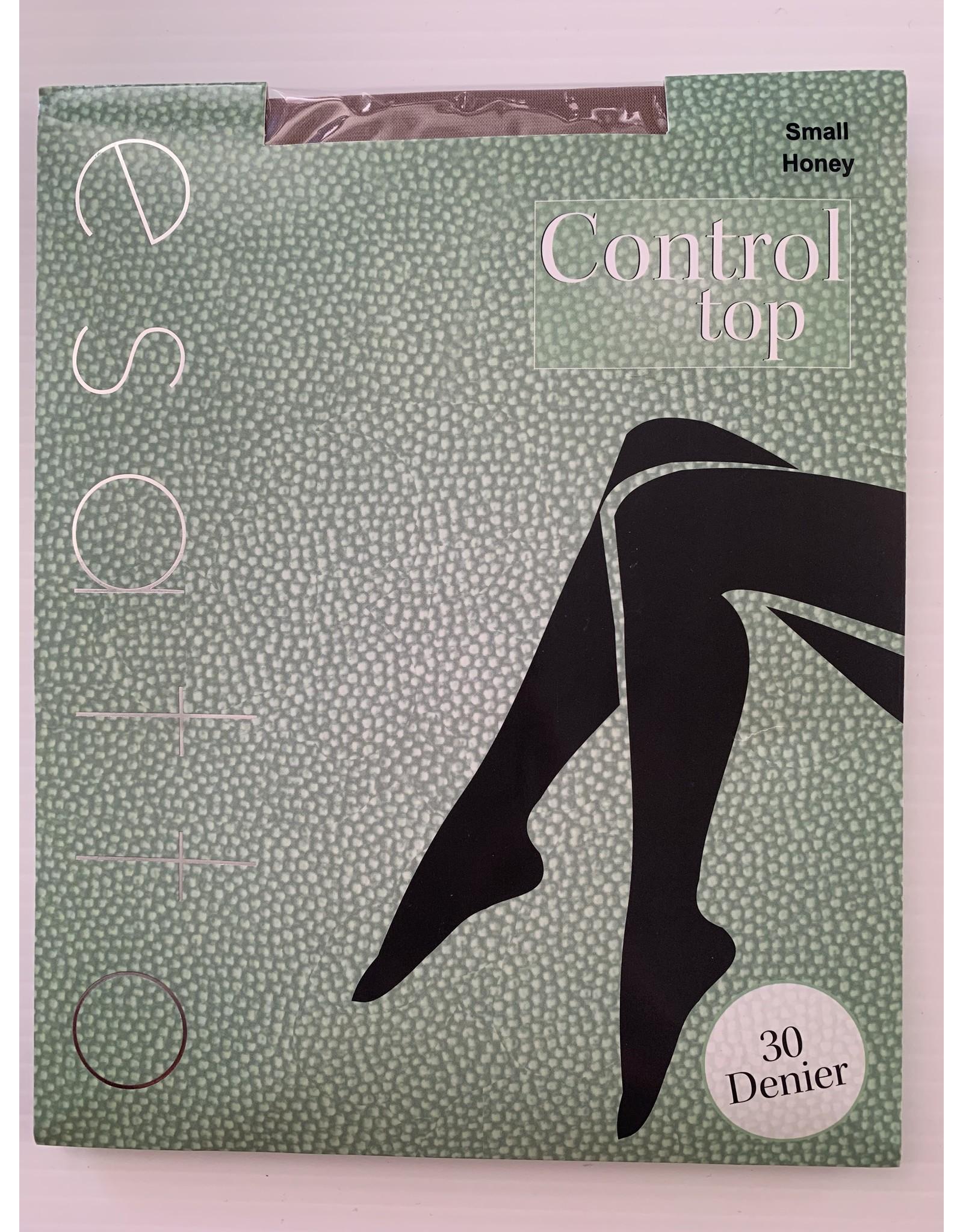 Esatto Esatto Women's 30 Denier Control Top Sheer Pantyhose