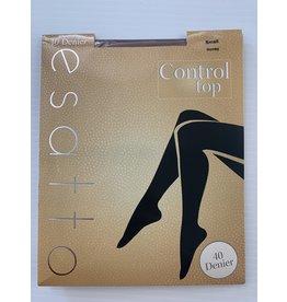 Esatto Esatto Women's 40 Denier Control Top Sheer Pantyhose
