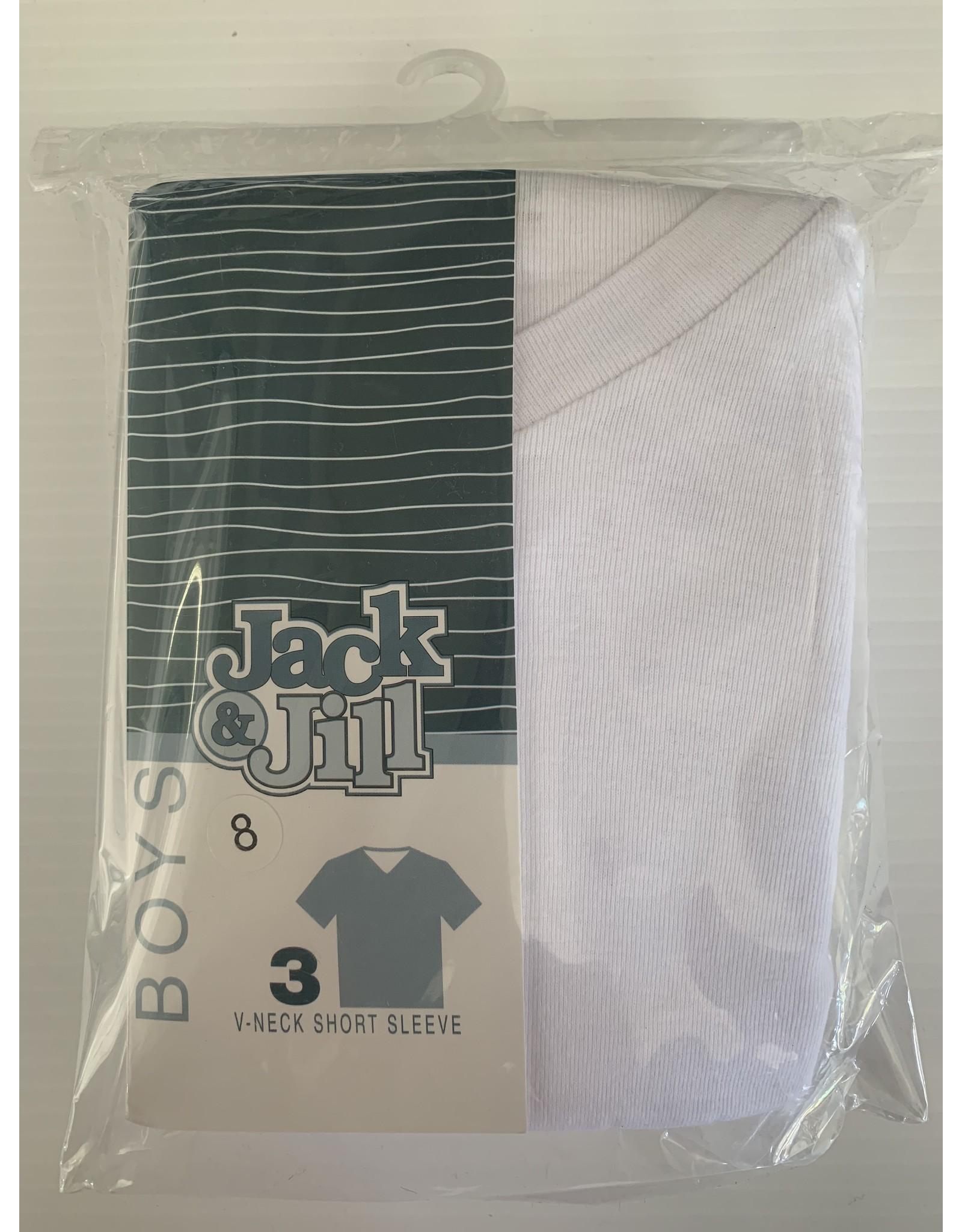 Jack & Jill Jack & Jill Boys V-Neck Short Sleeve T-Shirt
