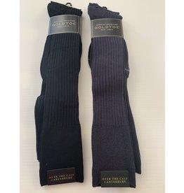 Goldtoe Goldtoe Men's Over the Calf Canterbury Reinforced Toe Socks - 3 Pack 794H