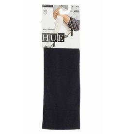 Hue Hue Women's Soft Opaque Comfort Top Knee Hi U5304