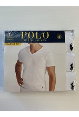 Polo Ralph Lauren Polo Ralph Lauren Classic Men's V-Neck T-Shirts 3-Pack