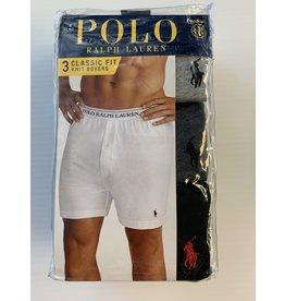 Polo Ralph Lauren Polo Ralph Lauren Men's Classic Fit Knit Boxers 3-Pack
