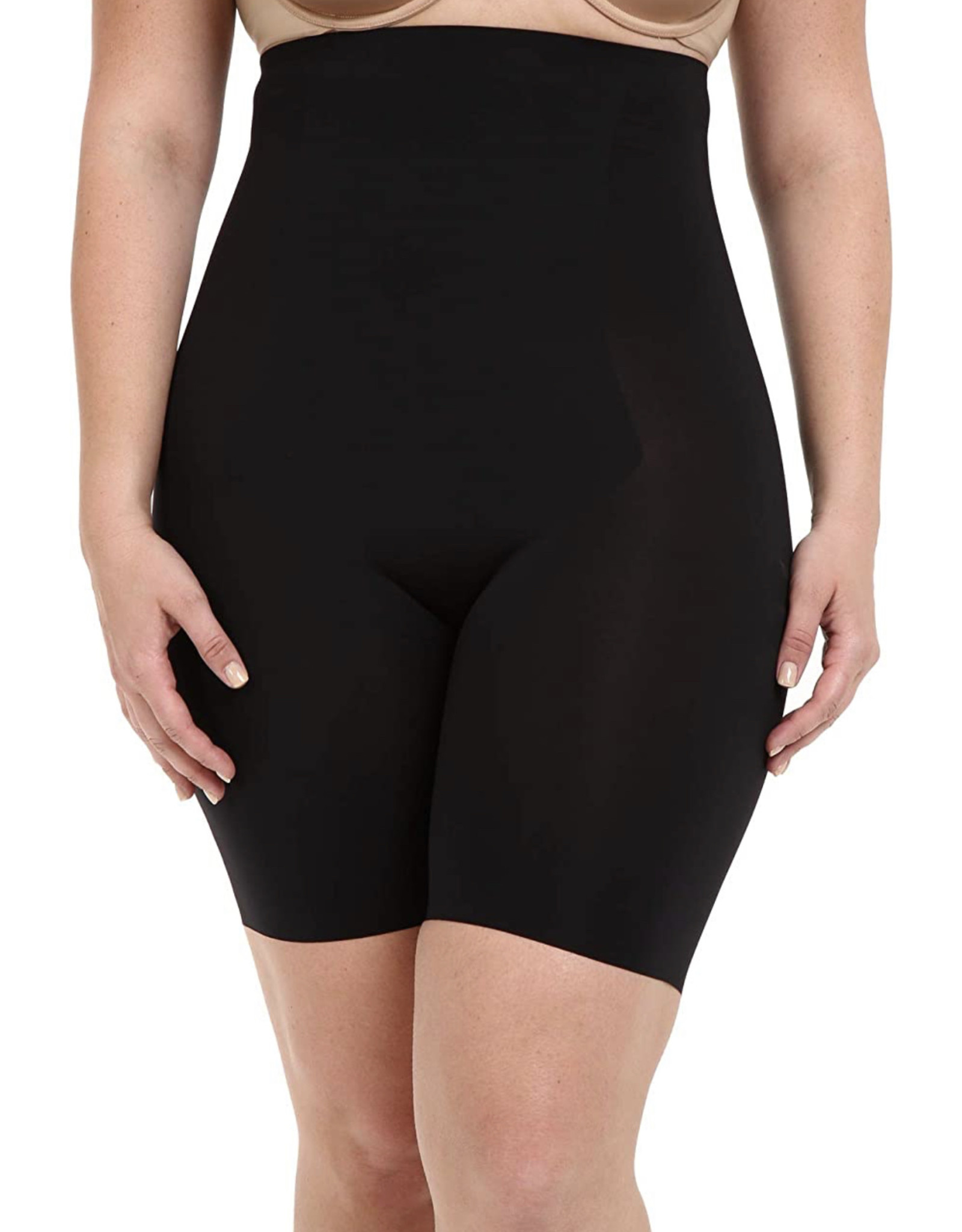 Spanx Spanx Women's Thinstincts High-Waisted Mid Thigh Shorts 10006R