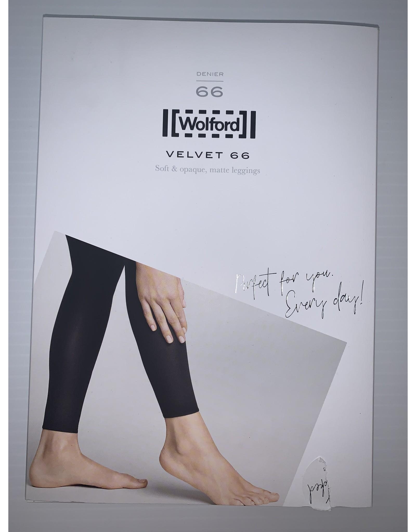 Wolford Wolford Velvet 66 Denier Soft Opaque Matte Leggings 17017