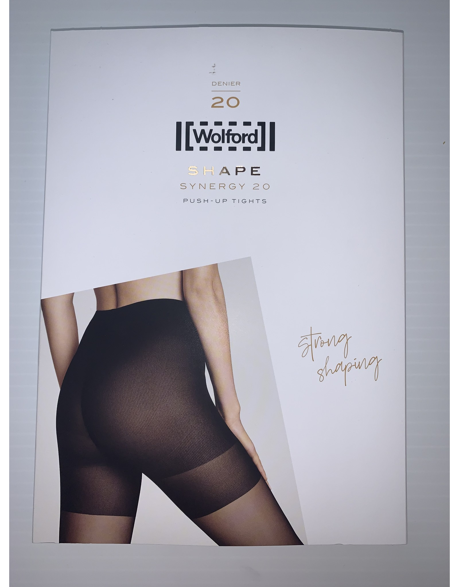 Wolford Wolford Synergy 20 Denier Strong Shaping Push Up Tights 14530