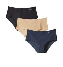 Calvin Klein Calvin Klein Women's Invisible Hipster Underwear D3429