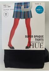 Hue Hue Super Opaque Tights Smooth Control Top 90 Denier U6620