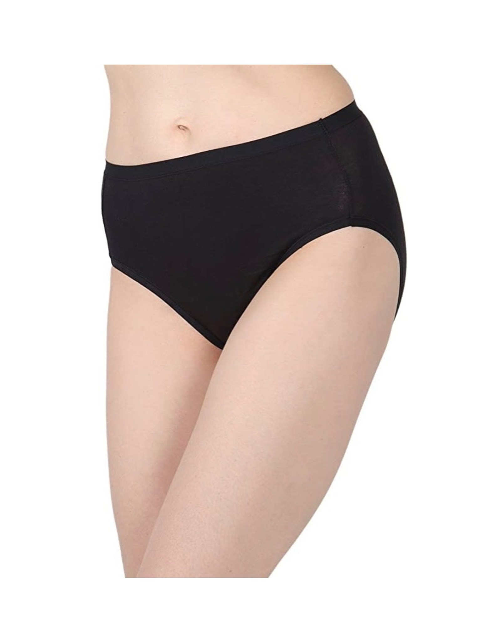 Memoi Memoi Ladies Brief Underwear 3-Pack MU-1013