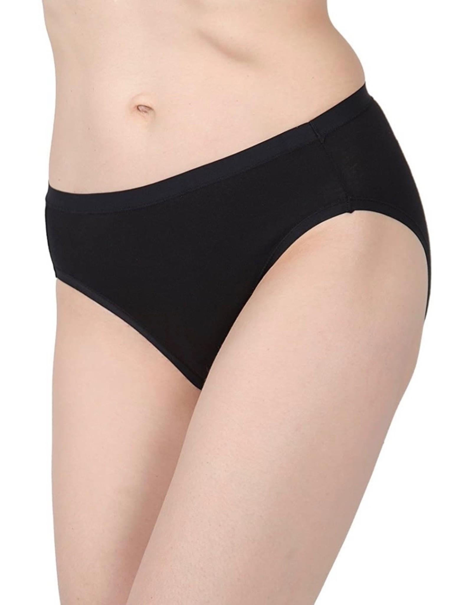 Memoi Memoi Ladies Hipster Underwear 3-Pack MU-1014