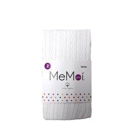 Memoi Memoi Girls Pelerine Stitch Cotton Tights MK-330