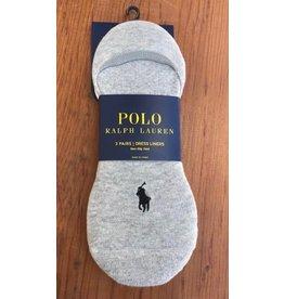 Polo Ralph Lauren Polo Ralph Lauren Men's No Show Shoe Liners 3-Pack 8316PK