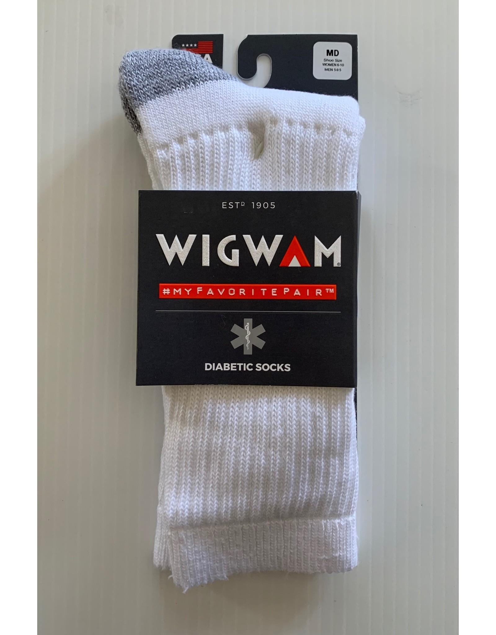 Wigwam Wigwam Diabetic Sport Crew Socks F1363