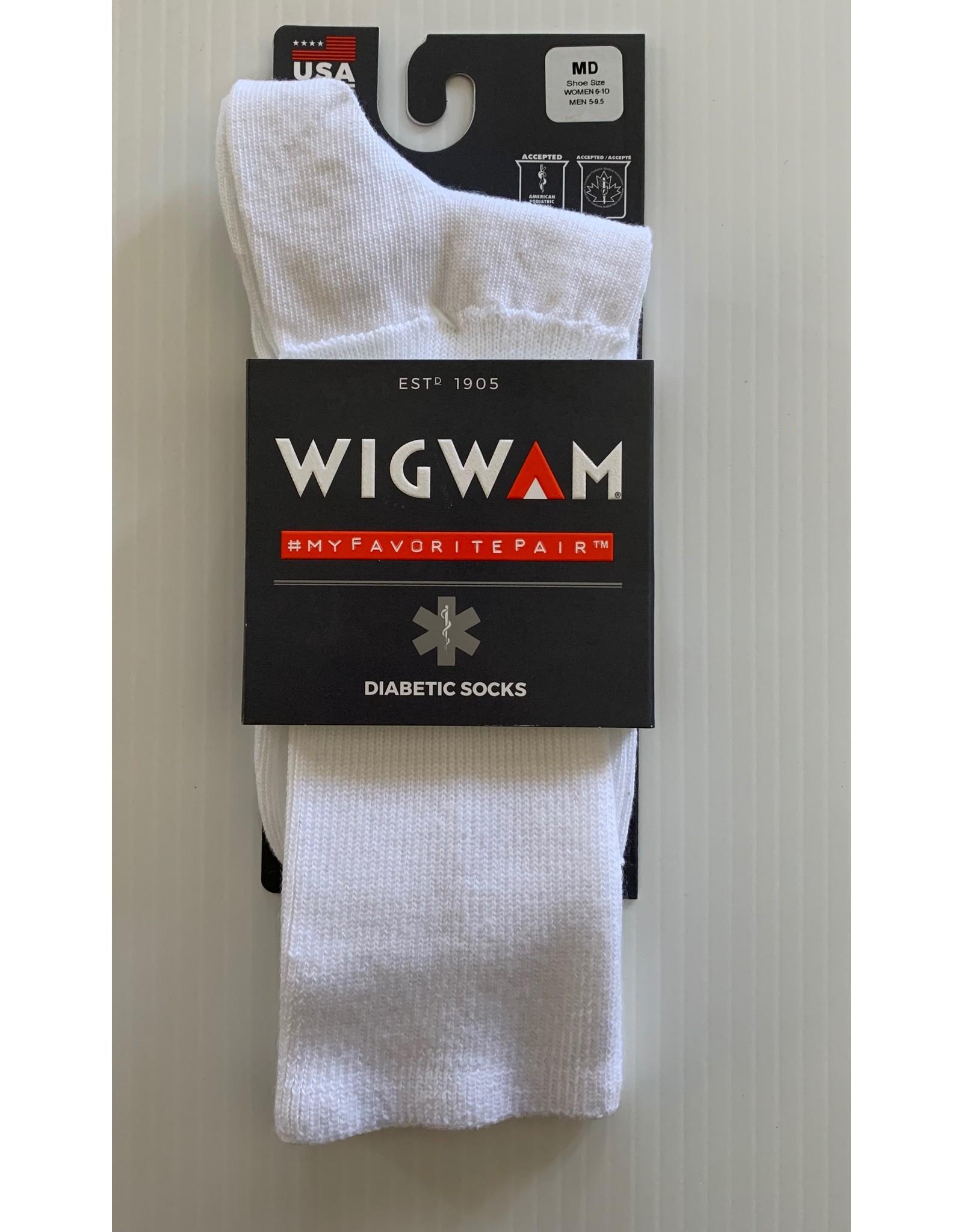 Wigwam Wigwam Diabetic Walker Crew Sock F1221