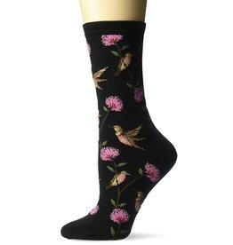 Hotsox Hotsox Women's Hummingbird Crew Socks HO000866