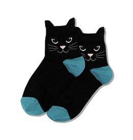 Hotsox Hotsox Women's Kitten Anklet Socks HSW100141